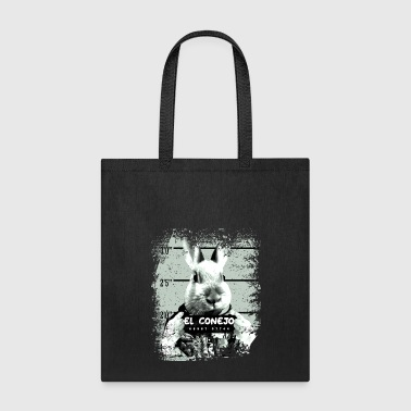 Animal Print Gift Rabbit - Tote Bag