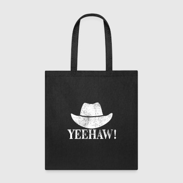 Cowboy Western riding - Tote Bag