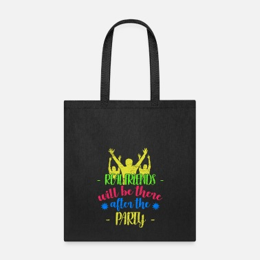 Bachelorette party Bachelor alcohol Celebrate gift - Tote Bag