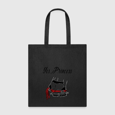 Domina BDSM Princess Bondage Brat Domina Whip - Tote Bag