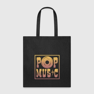 Best Pop Music - Tote Bag