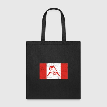 Hockey Canada Hockey Gift Christmas Birthday Kids - Tote Bag
