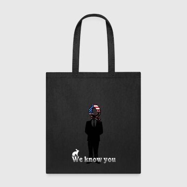 Hollywood We know you - Tote Bag