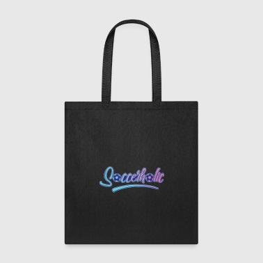 Aunt Soccer Gifts for Girls with Quotes | Soccerholic - Tote Bag