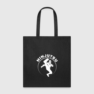 Krav Maga Ninjutsu Master Ninja Martial Art Fight Sport - Tote Bag