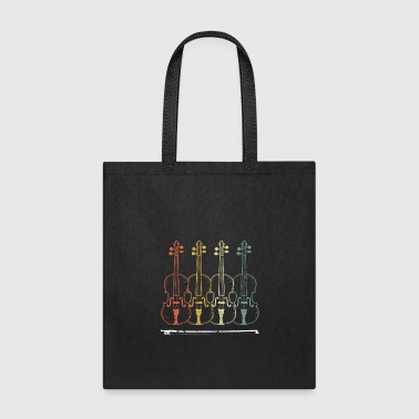 Composer Violin Musical Instrument - Tote Bag