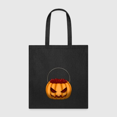 Paper Halloween Party Tabletop Pen and Paper DnD Nerd - Tote Bag