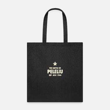 Russia Battle Of Peleliu - World War 2 / WWII - Tote Bag
