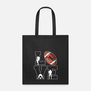 American Football Love Football | American Football - Tote Bag