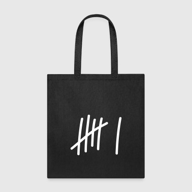 6 lines // 6 times // birthday // gift // sport - Tote Bag