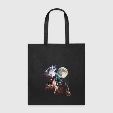 Wolves - Tote Bag