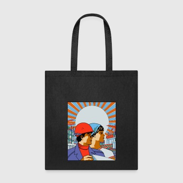 worker - Tote Bag