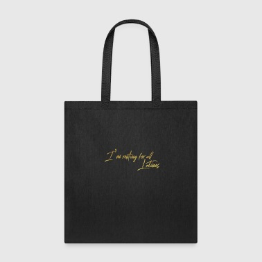 I'm Rooting For All Latinos Gold - Tote Bag