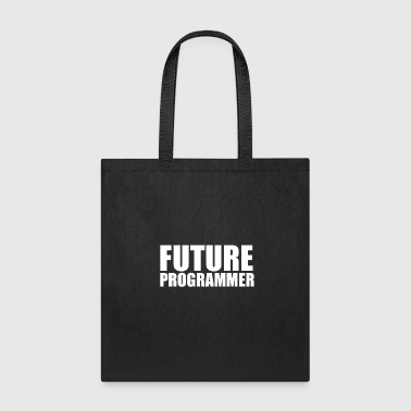 Future Programmer College High School Graduate Graduation - Tote Bag