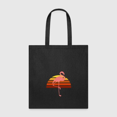 Classic Flamingo In the Sun - Tote Bag