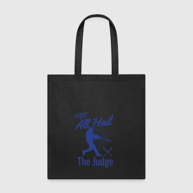 NYC All Hail blue - Tote Bag