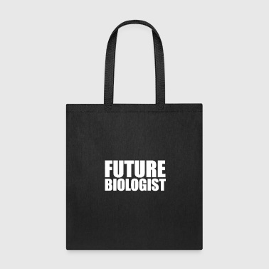 Future Biologist College High School Graduate Graduation - Tote Bag