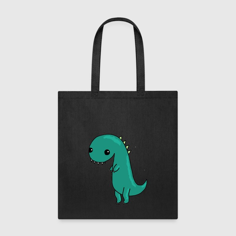 Cute T-Rex - Tote Bag