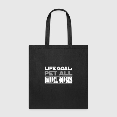 Show Horse Show Barrel Horse Show Clothes Horse Showing - Tote Bag