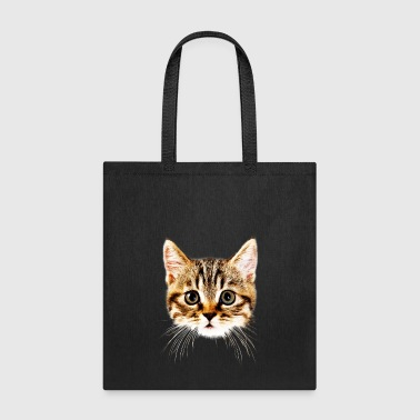 Kitten headBig - Tote Bag