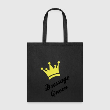 dressage queen - Tote Bag