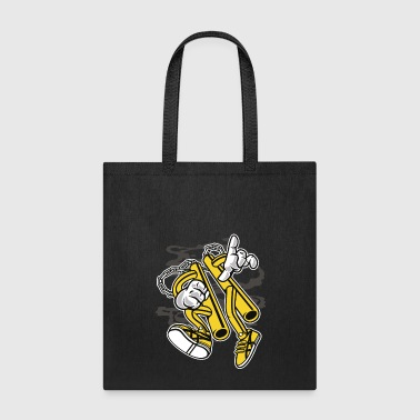 Double Stick Man nunchucks - Tote Bag