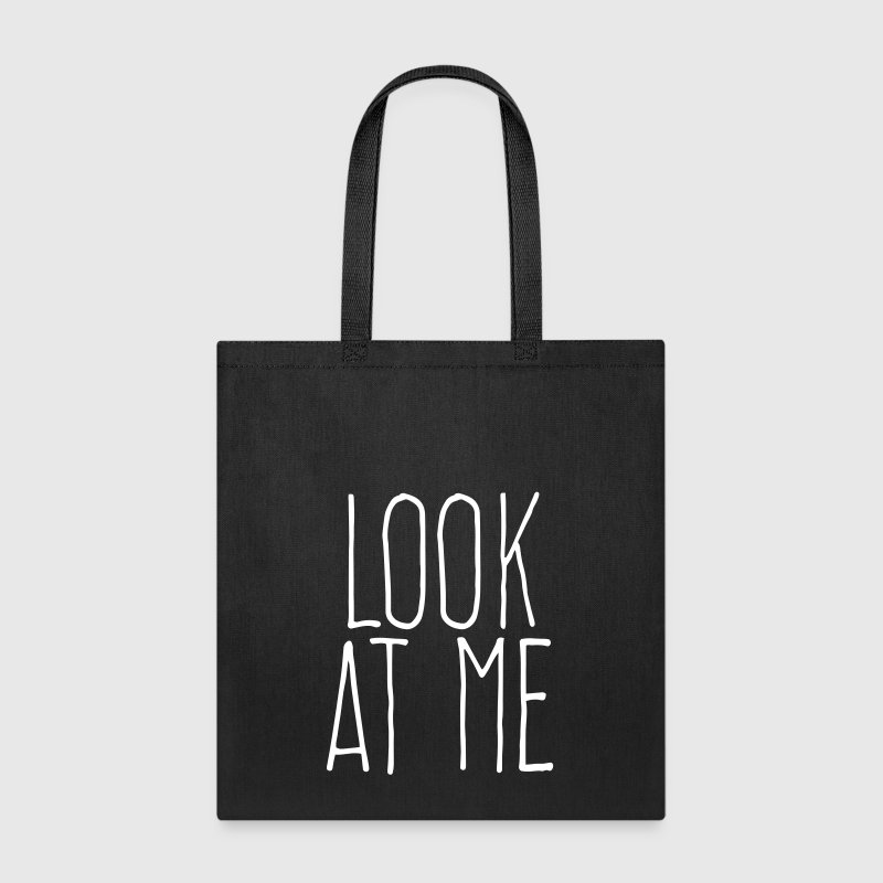 look at me - Tote Bag