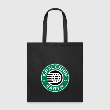 Spaceship Starbucks - Tote Bag