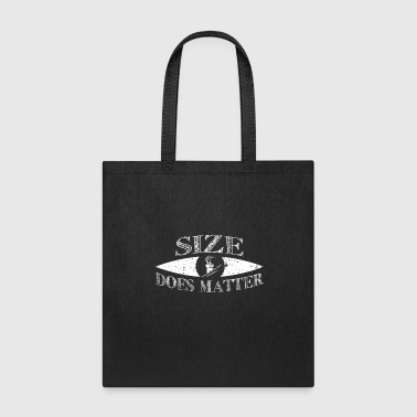 Tiny House Size Does Matter - Tote Bag