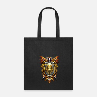 Templar Knights KNIGHT TEMPLAR CREST - Tote Bag