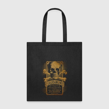 Laudanum Goth Steampunk Medical Doctor - Tote Bag