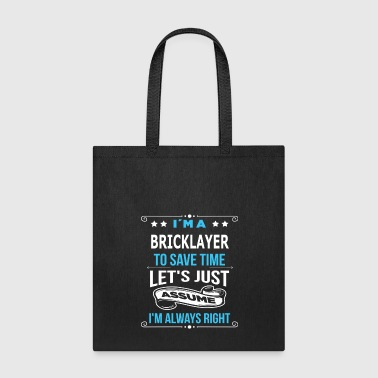 Bricklayer BRICKLAYER - Tote Bag