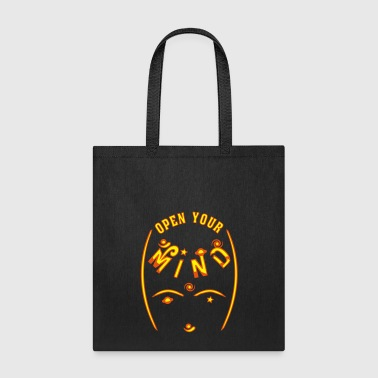 Open Your Mind - Tote Bag
