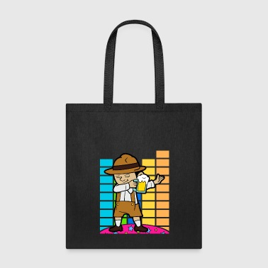 Oktoberfest Disco Party Music Beer Festival German - Tote Bag
