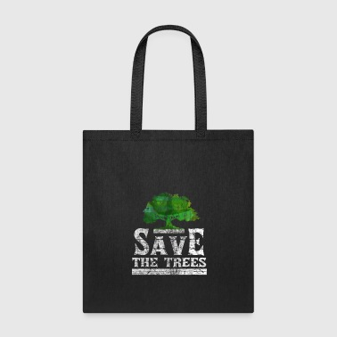 Global Save The Trees | Nature Gift - Tote Bag