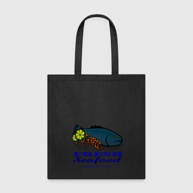 Seafood Restaurant - Tote Bag