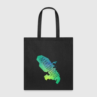 Martinique Martinique - Tote Bag
