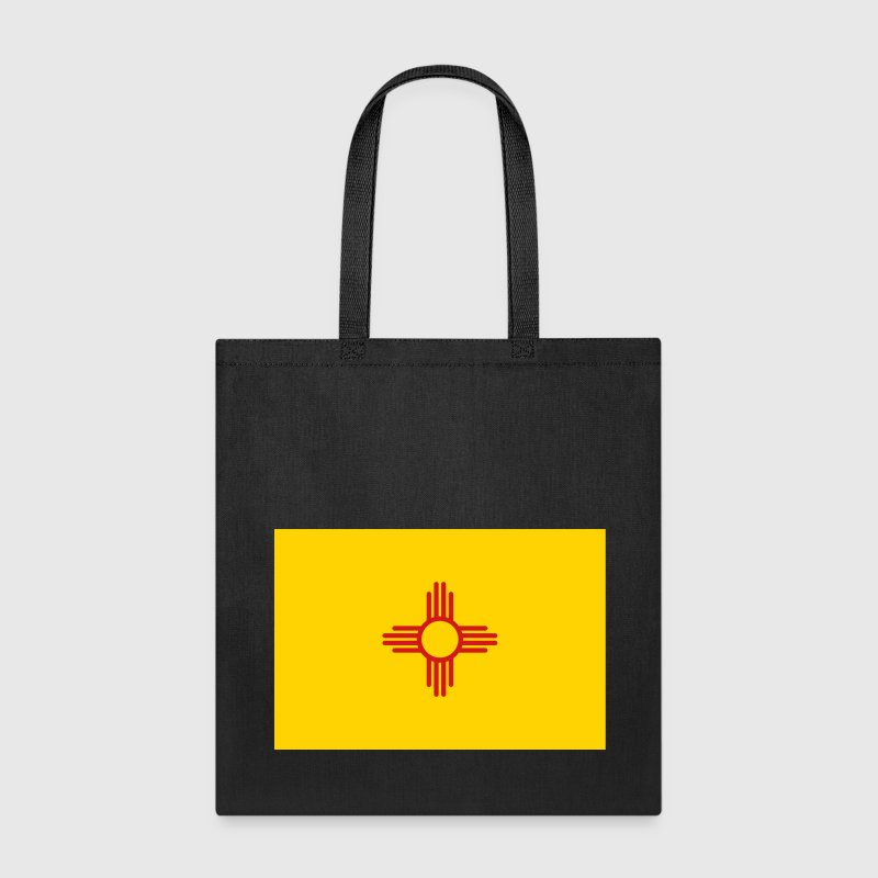 Flag New Mexico - Tote Bag
