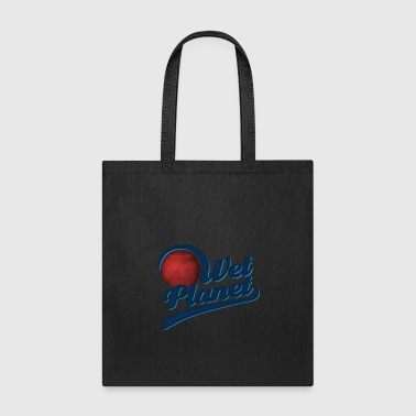 Wet Planet Gift - Tote Bag
