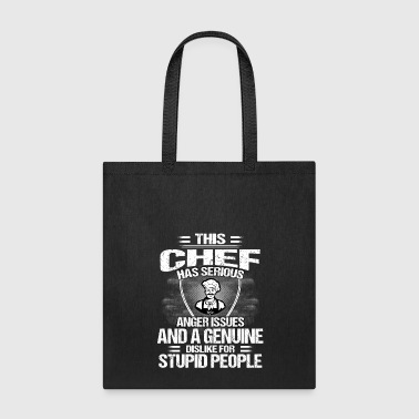 Chef Chef - Tote Bag