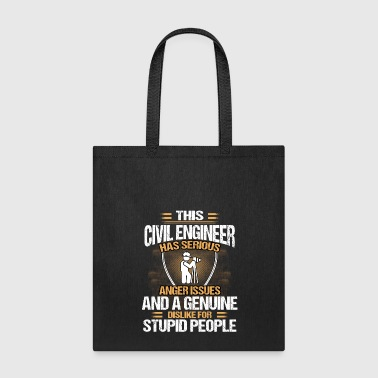 Civil Engineering CIVIL ENGINEER - Tote Bag