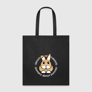 Bonkers about Bunnies - Tote Bag