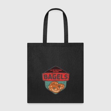 Europe Bagel - Tote Bag