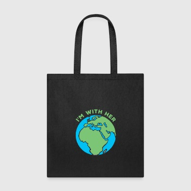 Save Earth Save Nature Planet World Earth Day - Tote Bag