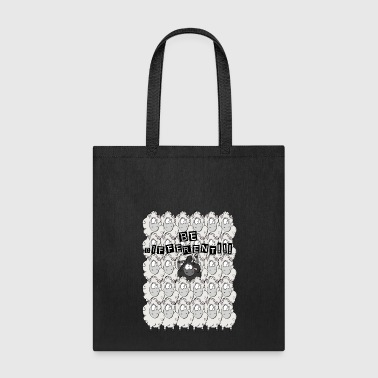 Be different! - Tote Bag