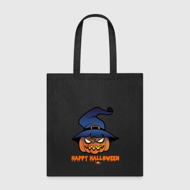 Halloween Pumpkin Monster Zombie Horror - Tote Bag