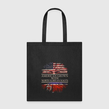 North Korea American grown with North Korean Roots - Tote Bag