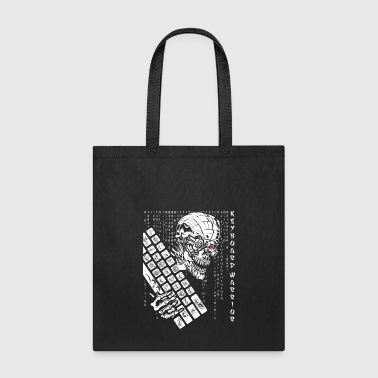 Keyboard Warrior - Tote Bag