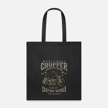 Chopper Chopper - Tote Bag