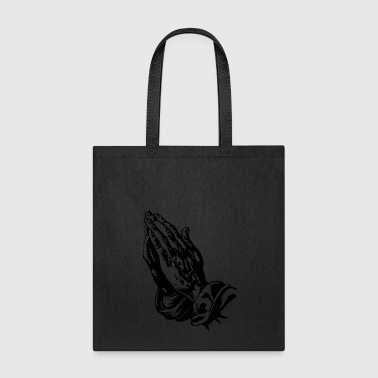 Praying Hands praying hands - Tote Bag